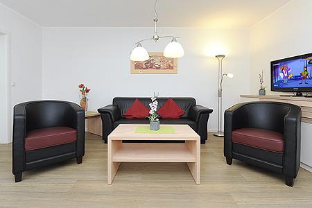 ferienwohnungen am sieltor in bensersiel. Black Bedroom Furniture Sets. Home Design Ideas